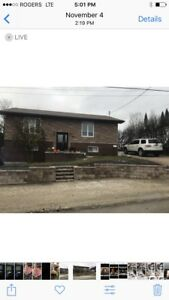 4+1 fully finished Home for sale KIRKLAND Lake