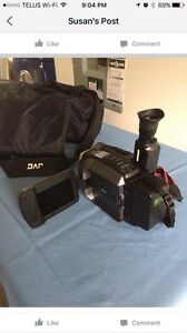 Used 8mm tape camcorder recorder