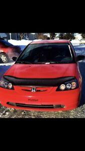 Honda Civic manuelle 2001