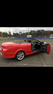 2008 Holden astra convertible  Eagle Point East Gippsland Preview