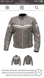 RST Leather motorcycle jacket Hawthorn East Boroondara Area Preview