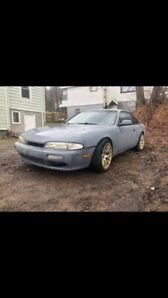 1995 Nissan 240sx rb20ret swapped