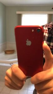 iphone 7 red 128gb no trades 600