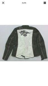 Ladies Harley Davidson Jacket (XS)