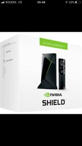 Nvidia Shield TV w 16GIg of RAM