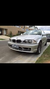 1999 Bmw 323ci Jacana Hume Area Preview