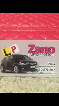 ZANO DRIVING SCHOOL QUALIFIED INSTRUCTOR Epping Whittlesea Area Preview
