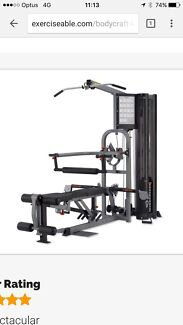 Home Gym - BodyCraft K1 Strength Trainer  Oyster Bay Sutherland Area Preview