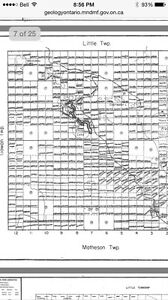 160 acres of land for sale in mining district