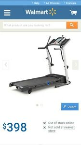 Excellent treadmill for sale