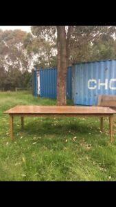 French Farmhouse Tables ( ph ) Yarraville Maribyrnong Area Preview