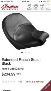 Extended Reach Indian Scout Sixty Seat