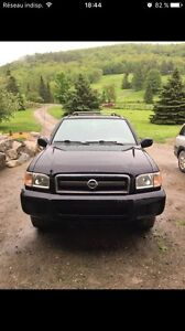 NISSAN PATHFINDER CHILKOOT 2003