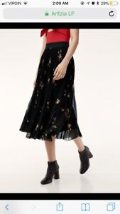 Aritzia and Michael kors clothing and shoes