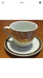 Versace rosenthal - tea cup & saucer. RRP $399 Sandy Beach Coffs Harbour Area Preview