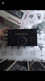 Stereo for a car