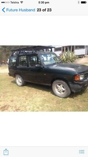 LandRover disco For Sale Tenterfield Tenterfield Area Preview