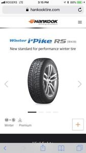 Winter Tires 2002-2006 Toyota Camry