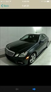 2011 Beautiful Mercedes e350 like brand new