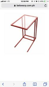 Ikea Side Table RED