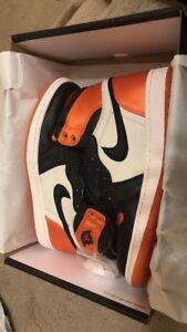 Nike air satin reverse shattered backboard