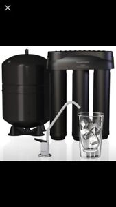 Kinetico Water Filter system
