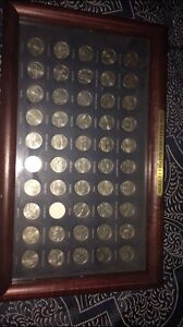 The statehood coin collection