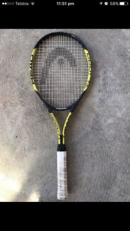 Head tennis racquet in good condition $30