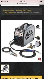 Want to trade mig welder for Audi