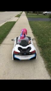 BMW Ride-On Car  - great Christmas gift!!