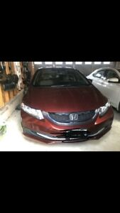 2015 Honda Civic Lx | HONDA CERTIFIED PREOWNED WITH WARANTY