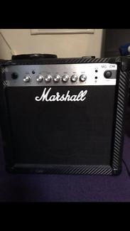 Marshall MG15CFR amplifier