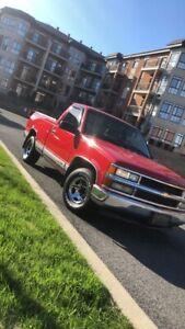 1998 Chevrolet pickup