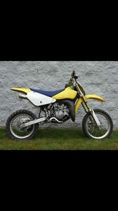 LOOKING FOR RM85/KX85 PARTS bike