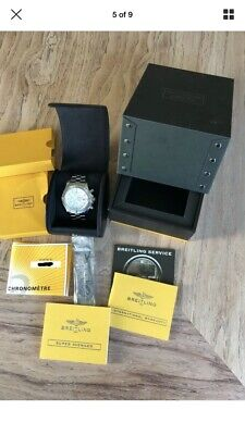 Breitling A13370 Super Avenger Wrist Watch for Men - EXCELLENT Cond.