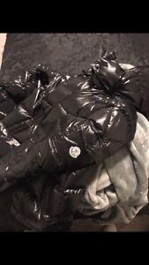 Moncler jacket (reader description)