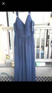 Size 24 blue/purple dress