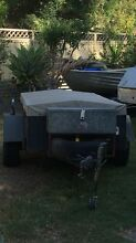 Camper trailer ready to camp beds walk in + extras Penrith Penrith Area Preview