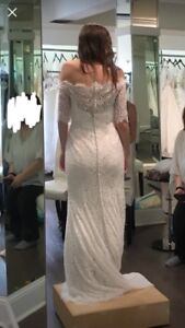 Perfect Condition Wedding Dress