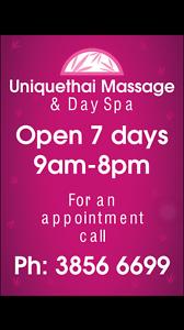 UniqueThai Massage Day Spa & Waxing Grange Brisbane North West Preview