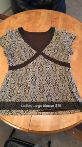 Women's clothing items