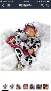 Paradise galleries reborn newborn therapy doll NEW
