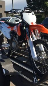 2016 KTM 350 SX-f Muswellbrook Muswellbrook Area Preview