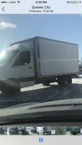 Sprinter box 2007 complet truck 6000$
