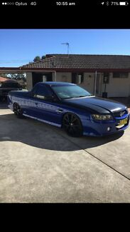 Cammed 6 litre manual vz ss low kms
