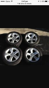 """BMW X5 19"""" wheels and tyres Tuart Hill Stirling Area Preview"""