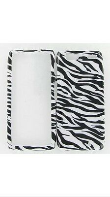 Zebra 2 Parts Hard Case Snap On Cover For Motorola Droid Razr Maxx XT913