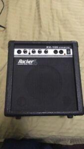Rocker RX-100 Amplifier