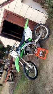 2006 Kawasaki kx450f plus cash for 250 or 450 efi