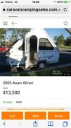 Avan Caravan, Good Cond, light and easy to Tow Kelvin Grove Brisbane North West Preview